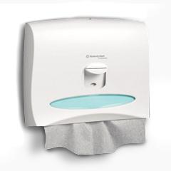 KIMBERLY CLARK PROFESSIONAL WINDOWS Toilet Seat Cover Dispenser